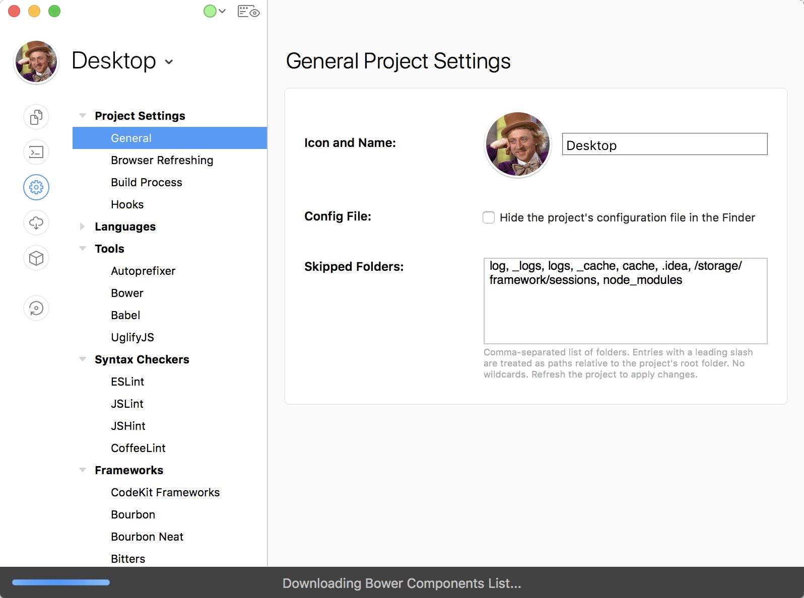 CodeKit 3.5.2-功能超级强大的前端开发全能神器
