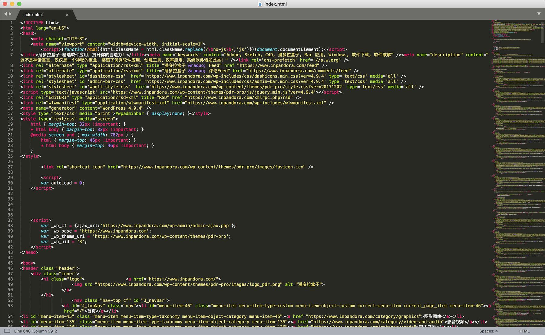 Sublime Text Build 3157 - 酷炫高效的MAC编码必备神器