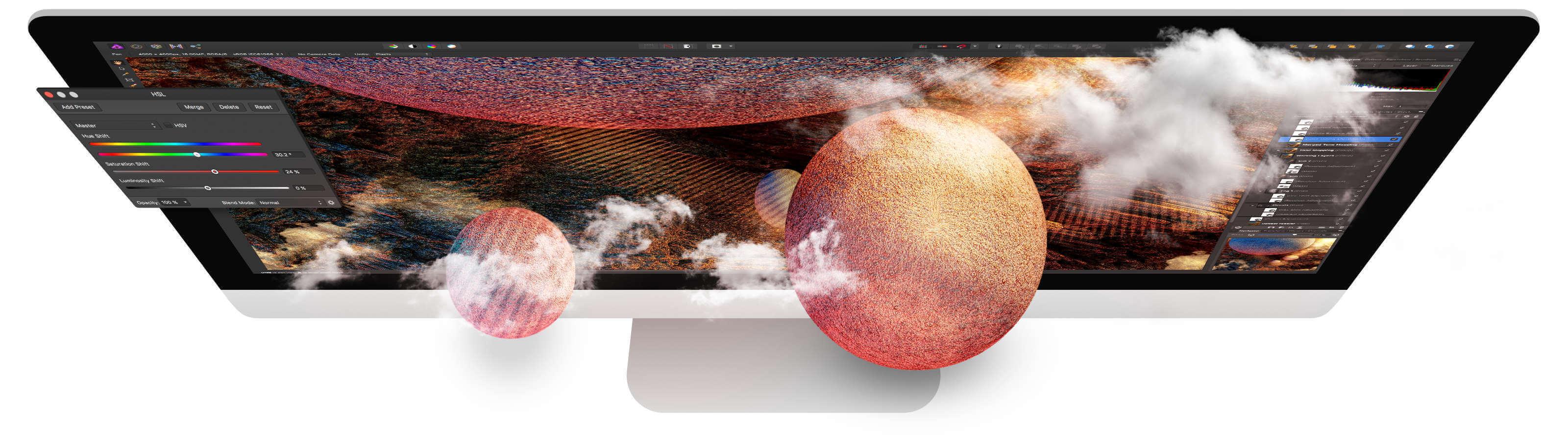 >Affinity Photo V 1.9.1 MAC & V1.8.0.532 WIN – 完美的Photoshop替代方案