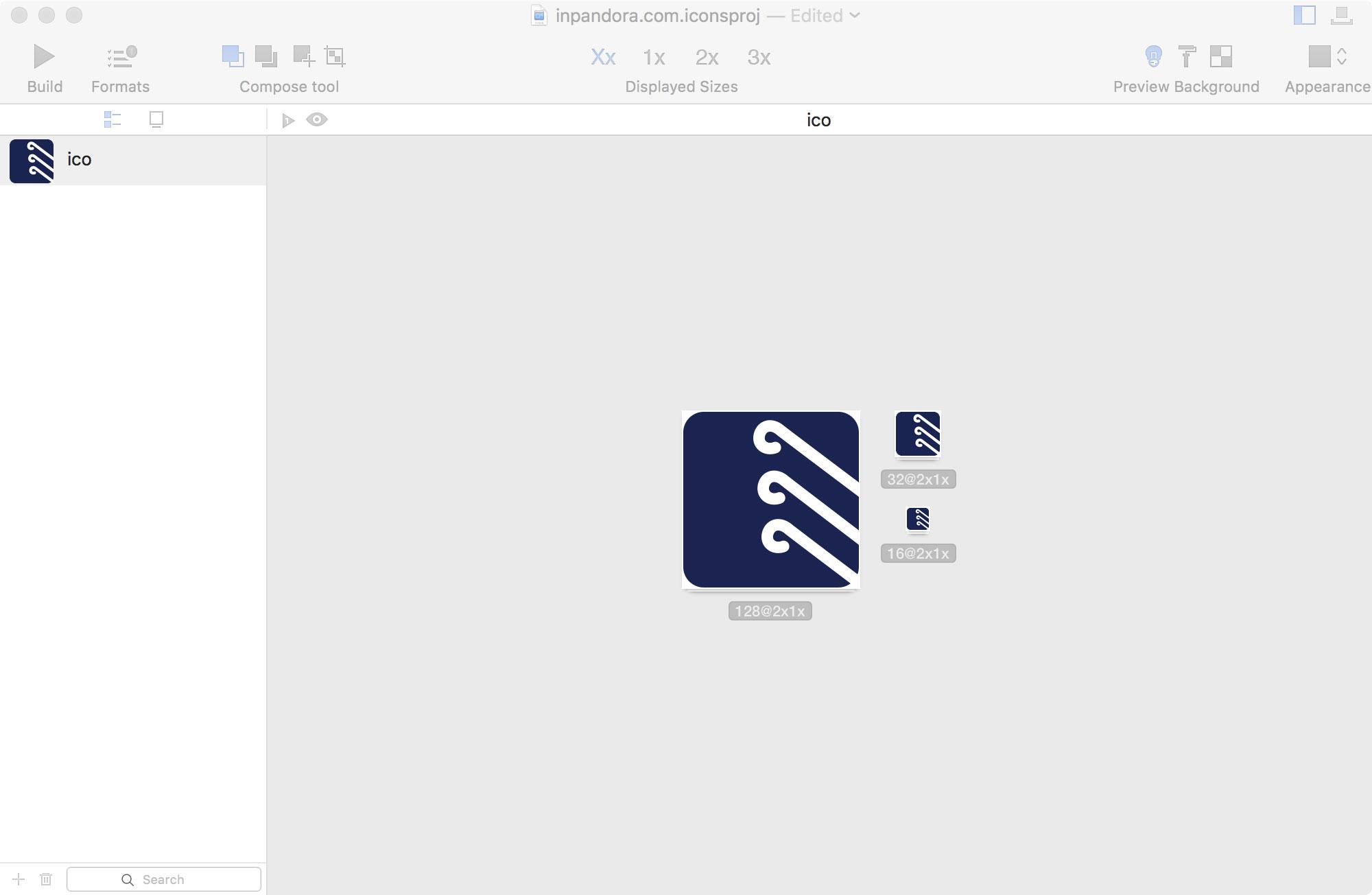 Icon Slate 4.4.9 - Mac最佳ico图标生成工具