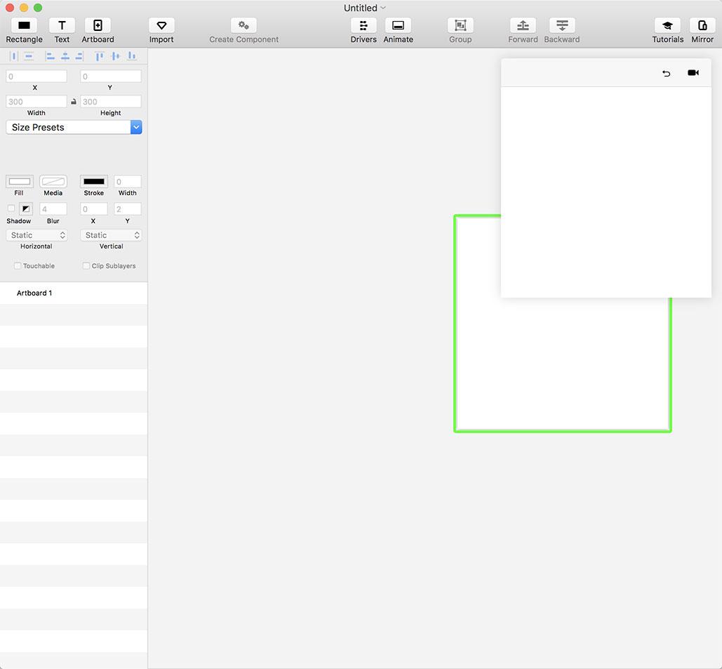 Principle3.10 - 完美的APP交互动画设计工具(破解版下载)
