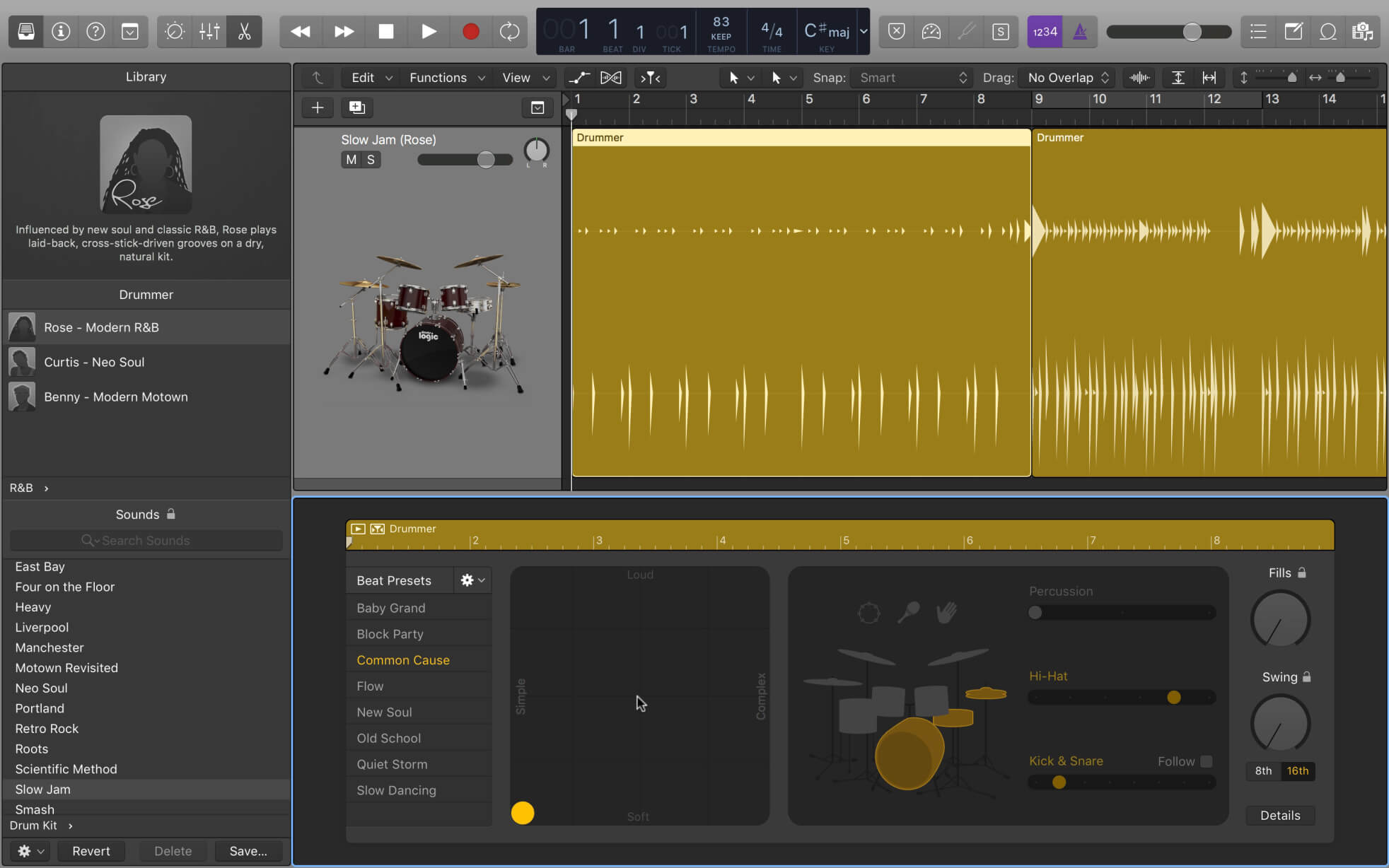 >Logic Pro X V10.6.1 – 专业的数字音频工作站