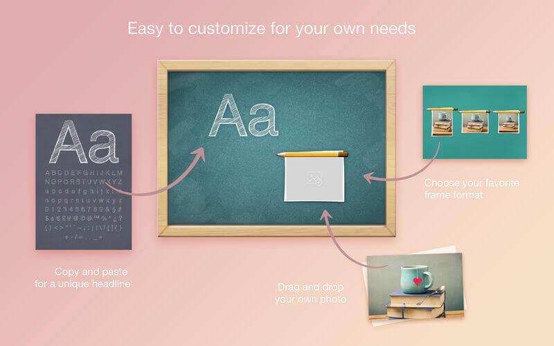 >Decor Graphics Templates Lab V3.3 – 大而全的iWork素材包