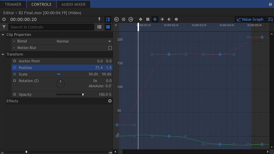 >HitFilm Pro V8.0.7627.07201 – 全方位的3D特效影音剪輯软体