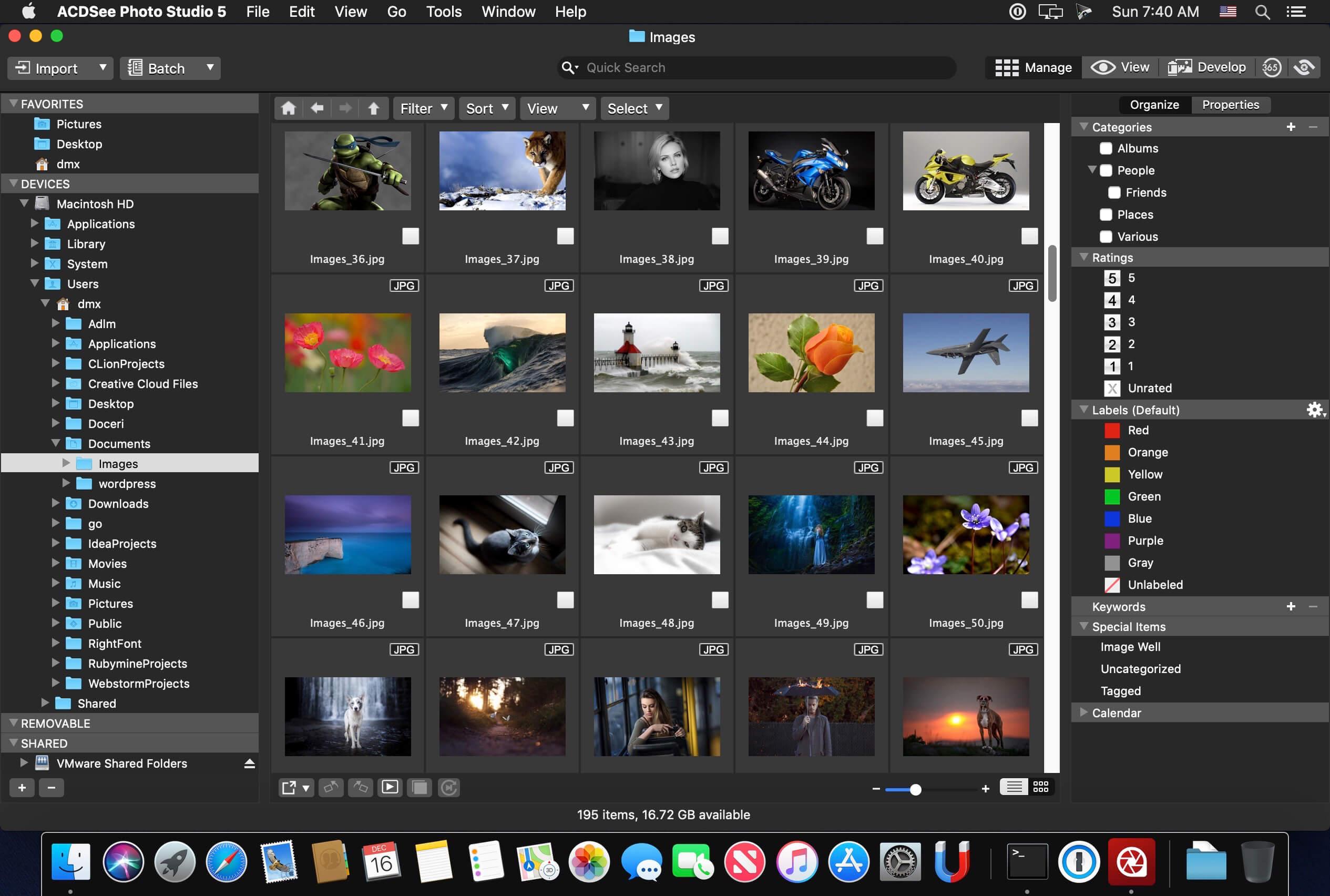 ACDSee Photo Studio 5.1.1130 - 老牌好用的看图工具