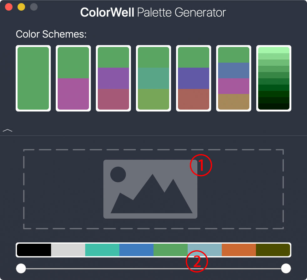 ColorWell 7.1.4 - Mac最佳配色吸色工具破解版