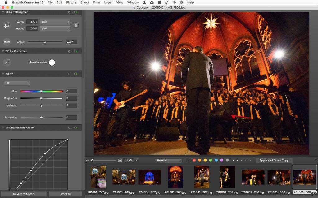 GraphicConverter 10.7- Mac通用的图片编辑与格式转换工具