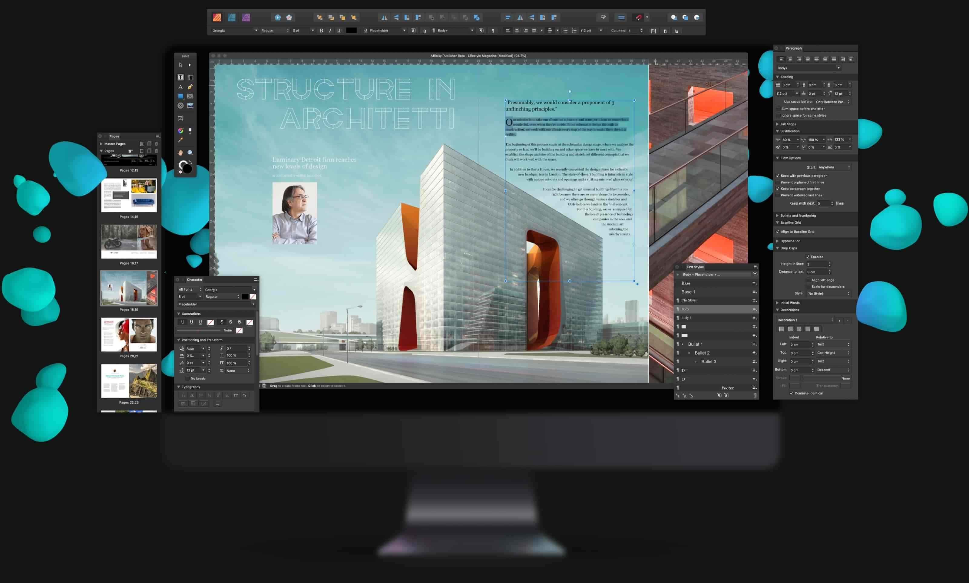 Affinity Publisher V1.9.1 MAC @ V1.8.0.535 WIN — 新一代专业出版软件 (全网首发)