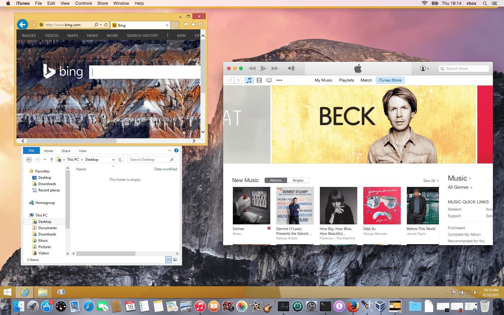 VirtualBox 6.0.12 - Mac上免费的 Windows 虚拟机下载