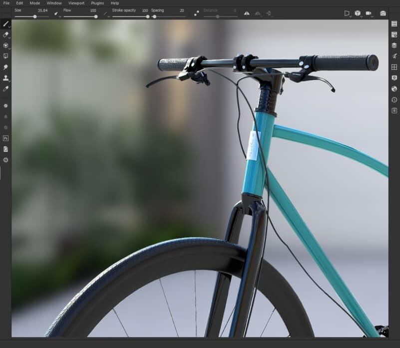 >Substance Painter 2021.1.0 MAC – CG业界UV纹理处理标准方案